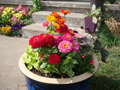 front planter