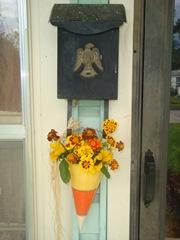 marigold bouquet